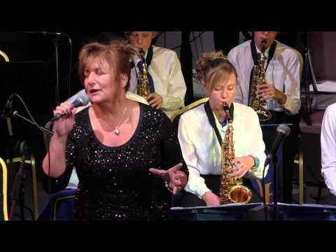 Mad About The Boy - The Railway Swing Band 24th September 2014
