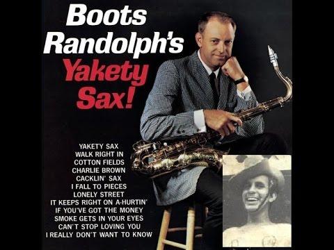 Boots Randolph's - Yakety SAX Album