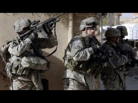 U.S. troops fighting in Syria, Iraq and Yemen