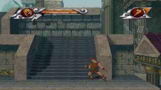 Hercules The Action Game Walkthrough : Level 4 - The Big Olive (Thebes)