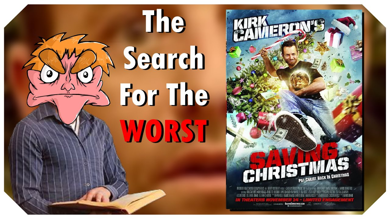 Kirk Cameron\'s Saving Christmas - The Search For The Worst - IHE ...