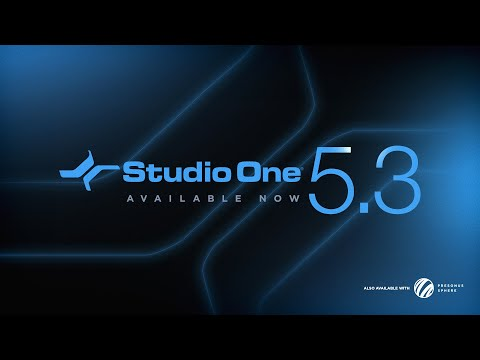 What's New in Studio One 5.3?