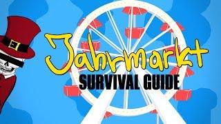 Jahrmarkt / Kirmes - Tommys seriöse Survival Guides [#Satire]