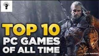"""TOP 10 BEST INSANE PC GAMES (2018) 