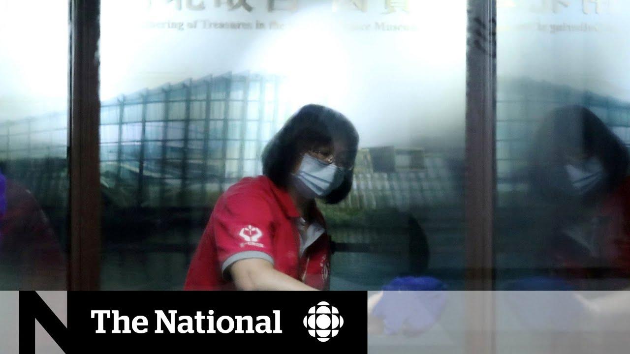 Taiwan: Misure di prevenzione Covid 19