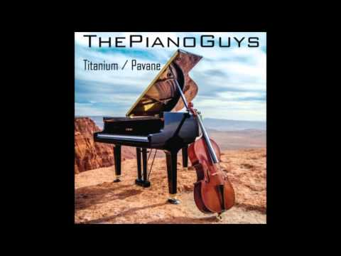 David Guetta - Titanium / Pavane (Piano/Cello Cover) - ThePianoGuys