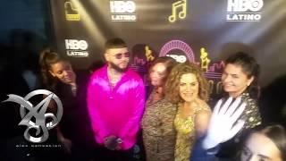 Alex Sensation presenta la premier #EnLetraDeOtro de Farruko por HBO Latino