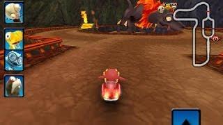 Cocoto Kart HD Online Wii & iPhone / iPad GamePlay #2