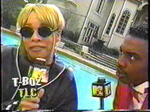 TLC Interviews And T-Boz Hosting On Jamz