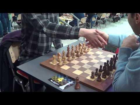 Olkhovskiy Alexander - GM McShane Luke J, double round, blitz chess