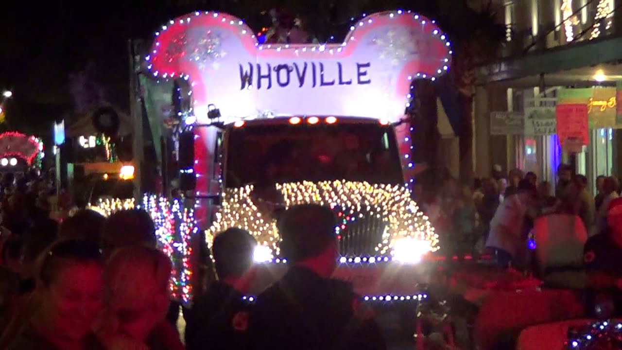 Whoville Float - YouTube