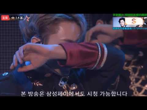 2017 Asia Artist Awards【울고 싶지 않아(Don't Wanna Cry) / 박수(CLAP)】(Singing:SEVENTEEN(세븐틴))