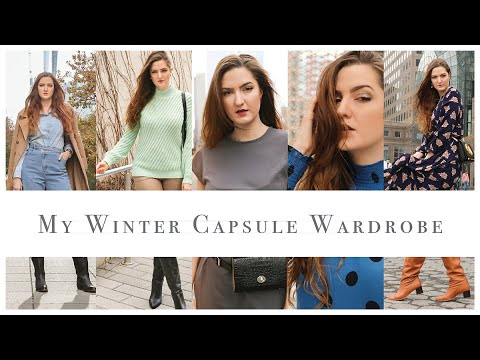 MY WINTER FASHION ESSENTIALS ( Items That Are Trendy For Winter & Spring But Won't Go Out Of Style )