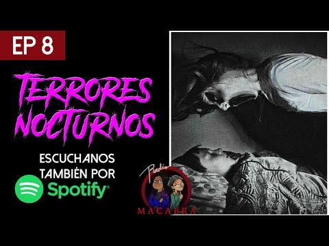 E8: Parálisis Del Sueño   Radio Macabra