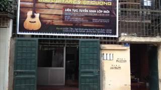 Dạy guitar ở hà nội