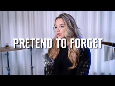 Pretend To Forget (Mahen - Pura-Pura Lupa) by Emma Heesters (Lyrics Video)