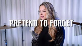 Download lagu Pretend To Forget (Mahen - Pura-Pura Lupa) by Emma Heesters (Lyrics Video)