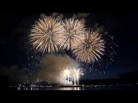 Honda Celebration of Light Fireworks 2013 Thailand