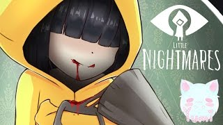 Speedpaint [ Little Nightmares Six ] Paint tool Sai