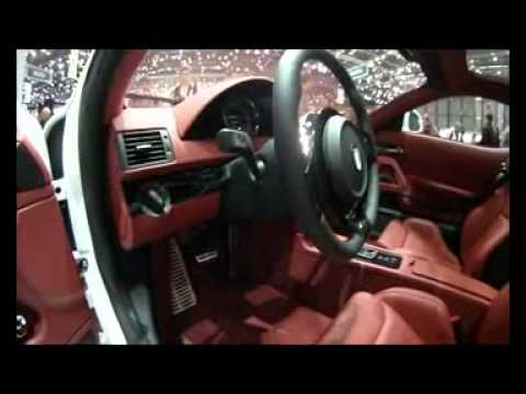 Artega GT Studie mit Panoramadach | Auto Salon Genf 2012