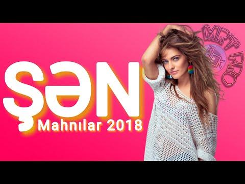 ŞƏN OYNAMALI Mahnilar 2018 | Yigma TOY Mahnıları (MRT Pro Mix #55)