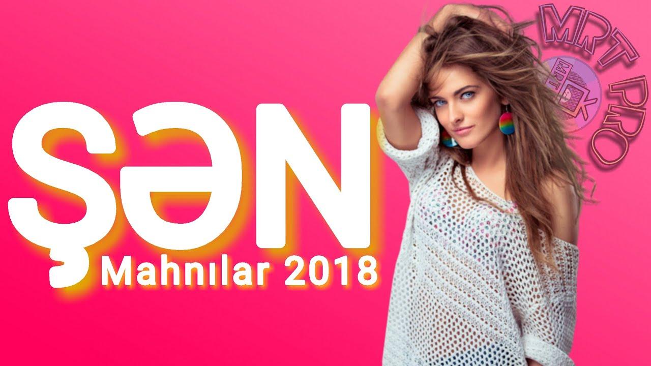 Sən Oynamali Mahnilar 2018 Yigma Toy Mahnilari Mrt Pro Mix 55