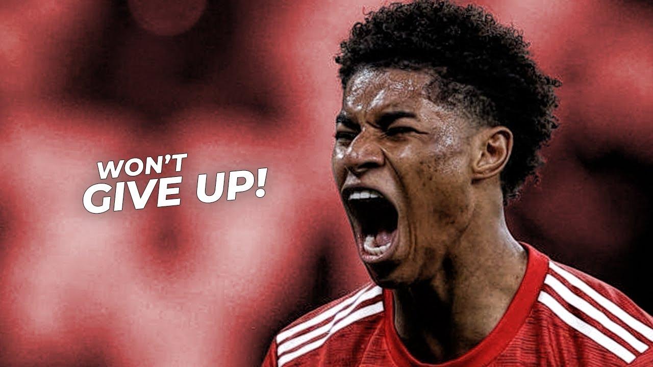 Download Marcus Rashford ● Won't Give Up! ● Dribbling Skills & Goals 2021 | HD
