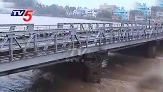 Flood Alert | Swarnamukhi River Crosses Danger Levels | Srikalahasti |  TV5 News