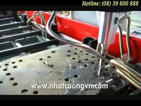 May khoan CNC   CNC Drilling Machine