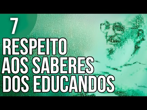 cap.-1.3---ensinar-exige-respeito-aos-saberes-dos-educandos---pedagogia-da-autonomia-de-paulo-freire