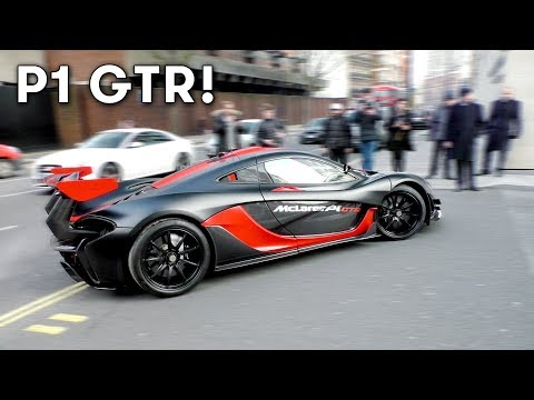 Supercars in London December 2017 Part 1