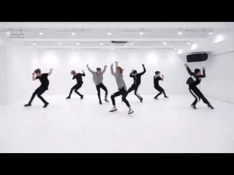BTS-Blood Sweat & Tears mirror(dance practice) audio HQ
