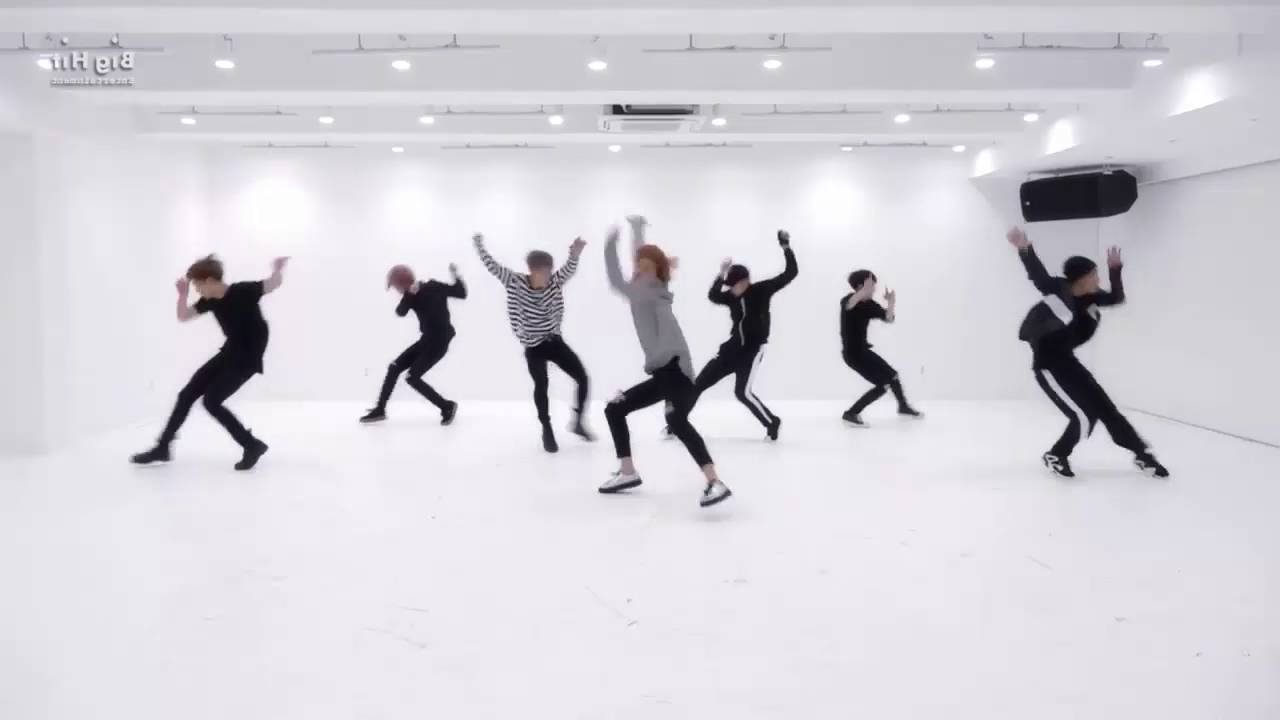 bts blood sweat and tears dance practice video download