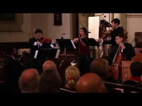 Trio Sonata in G major, Op. 5, No. 4, HWV 399 | The Sebastians