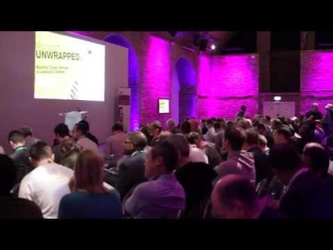 Bytes Microsoft Unwrapped Event - Vinopolis London