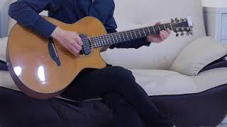 田馥甄 - 愛了很久的朋友 (acoustic guitar solo)