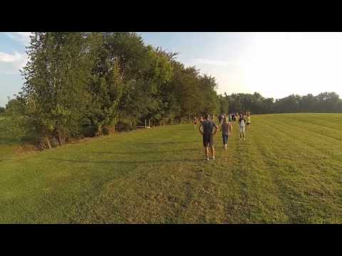 2014 Indiana Vs Kentucky XC Border Clash