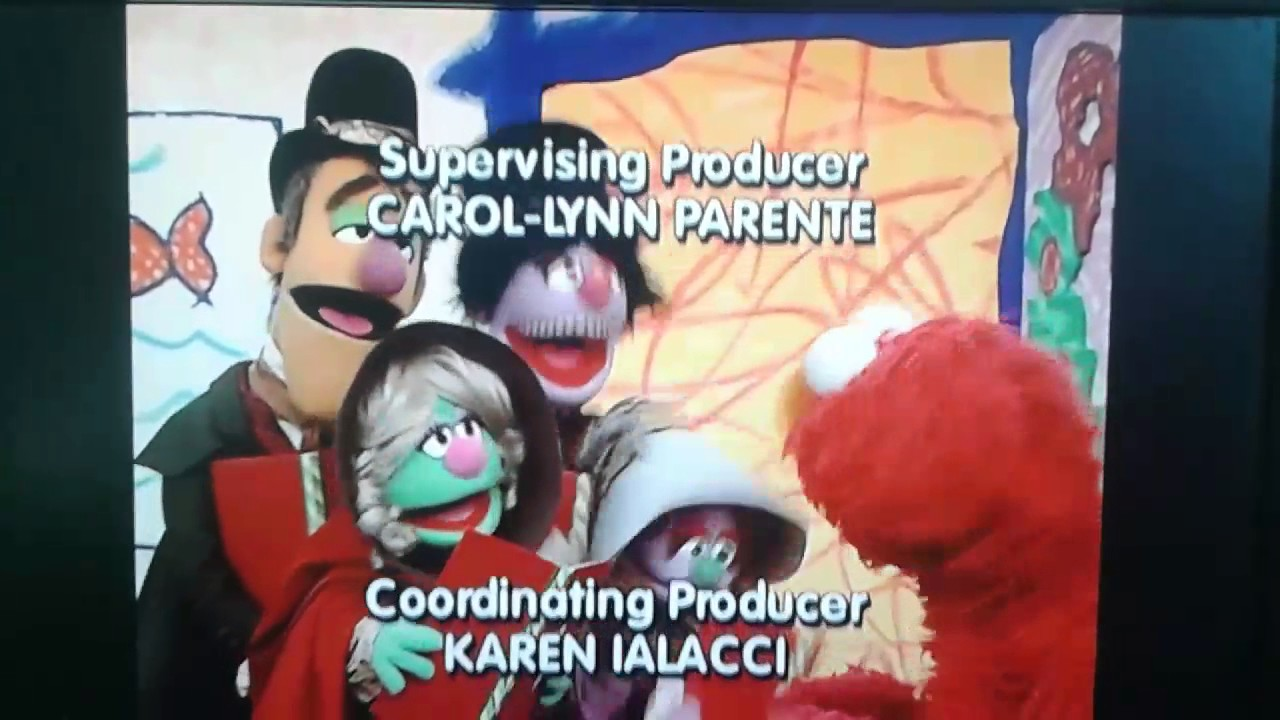 Elmo S World Happy Holidays Credits With Better When I M Dancing