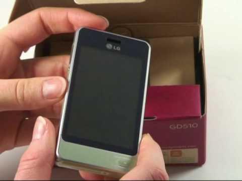 LG GD510 Pop Test Erster Eindruck