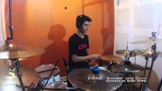 Video (Drum Cover) Zigas - Sahabat Jadi Cinta download MP3, 3GP, MP4, WEBM, AVI, FLV Agustus 2017