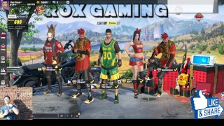 Rox part 57  Rules of survival ( Trolling time With immortal   )