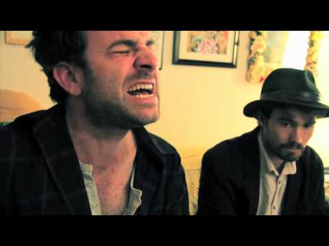 Dawes - Love Is All I Am (live acoustic on Big Ugly Yellow Couch)