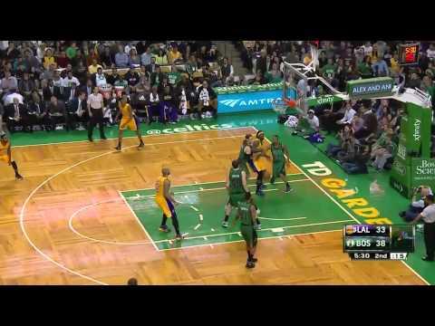 Los Angeles Lakers vs Boston Celtics | December 5, 2014 | NBA 2014-15 Season
