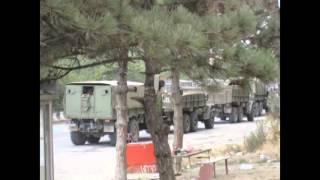 Запись радиопереговоров российских военных во время Русско-Грузинская войны  2008
