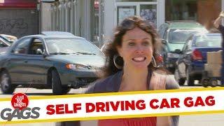 Car Drives Itself - Throwback Thursday