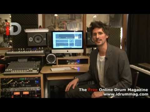 How to Record Drums - Alex Reeves Guide To Recording Drums Part 1 - iDrum Magazine