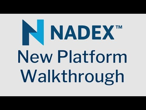 New Platform Walkthrough