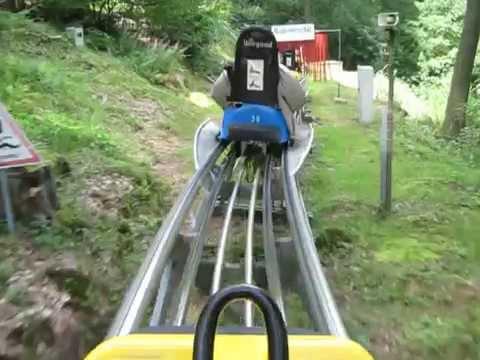 Harzbob Erlebniswelt Seilbahn Thale D Youtube