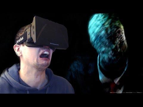 Slender the Arrival + Oculus Rift | SCARIER THAN EVER!