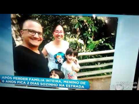 Resultado de imagem para Polícia desvenda acidente que matou família; criança que sobreviveu pediu ajuda na rodovia CAMPINAS